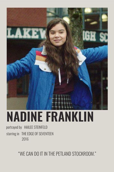 Nadine Franklin by cari