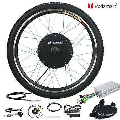 Sponsored Ebay Voilamart 36v 500w 26in Bike Front Wheel Electric Motor Bicycle Conversio Electric Bicycle Conversion Kit Electric Bicycle Kit Electric Bicycle