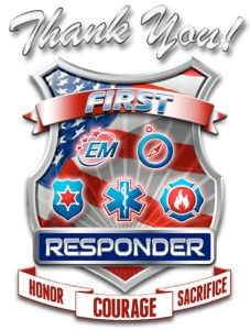 [Press Release] Initiative and Song Launched to Honor First Responders – ThankYouFirstResponder.org #ThankYouFirstResponder