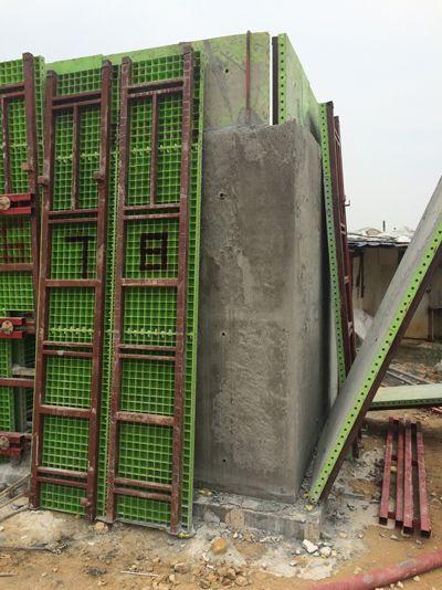 Foam Concrete Wall Panel Machine In 2020 Concrete Wall Panels Concrete Wall Wall Paneling
