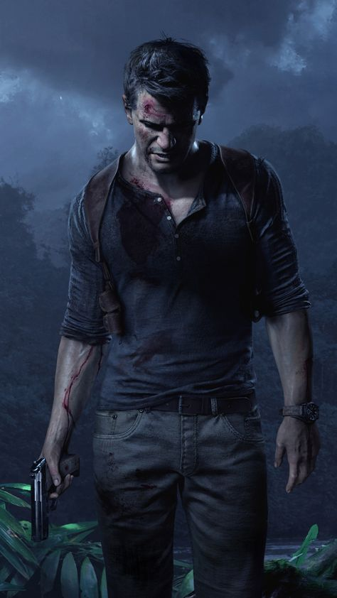 Video Game Uncharted 4: A Thief's End Uncharted Mobile Wallpaper