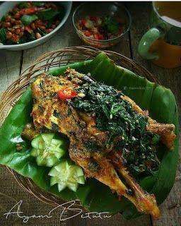 Resep Ayam Betutu Bali : resep, betutu, Resep, Betutu, Rumahan, @haneedah, Authentic, Cuisine,, Recipes,