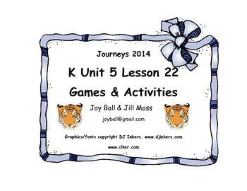 Journeys 2014 2017 Kindergarten Unit 5 Lesson 22 Leo The Late