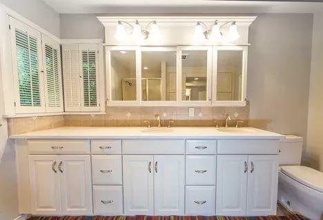 37 Alluring Bathroom Cabinet Ideas 2020 A Guide For Bathroom