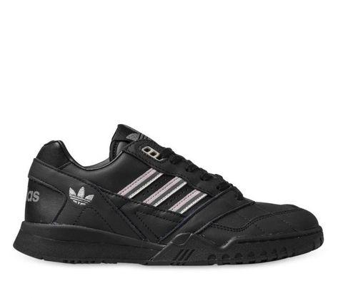 Shop Adidas Womens A.R Trainer Black