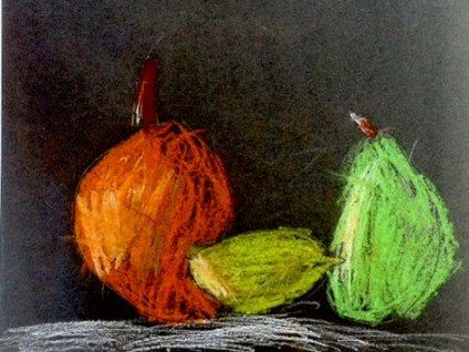 Drawing For Kids Teaching Coloring Pages Oil Pastels 60 Ideas Oil Pastel Drawing For Kids Black Paper Drawing
