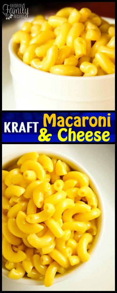 This Version Of Kraft Macaroni Cheese Tastes Just Like The Original But With Real Cheese It Kraft Mac And Cheese Recipe Macaroni Cheese Best Pasta Recipes