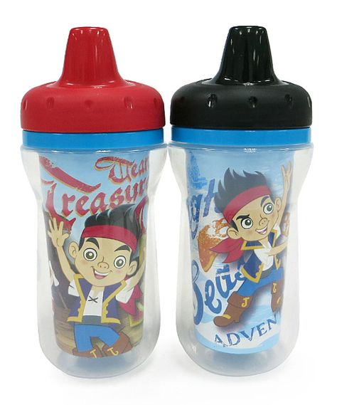 Look at this #zulilyfind! Jake Insulated 9 Oz Sippy Cup