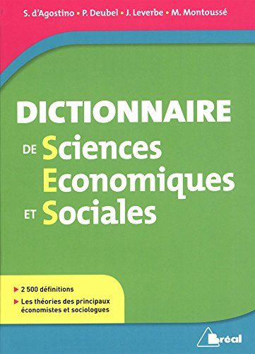 Telecharger Dictionnaire De Sciences Economiques Et Sociales Pdf Patience Pdf Pdf Books Online Library Recorded Books