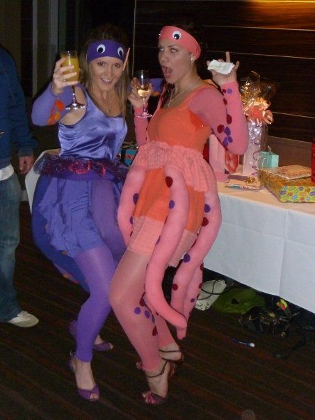 Octopus costume things i made pinterest octopus costume octopus costume things i made pinterest octopus costume costumes and halloween costumes solutioingenieria Images
