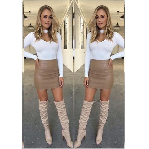 Bodycon Pure Color Slim Short Skirt