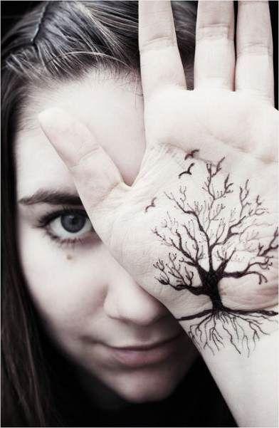 Super Tattoo Tree Hand Roots 35 Ideas Palm Tattoos Sharpie Tattoos Hand Tattoos