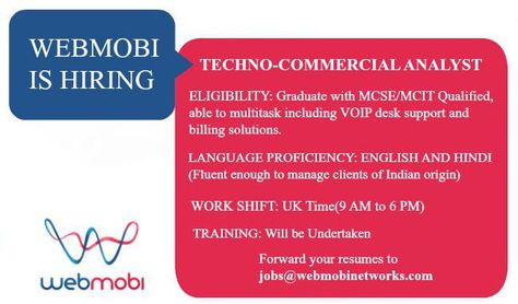 Attention Job-seekers! WebMobi is Hiring PHP Developer! Apply with - resumes for jobs