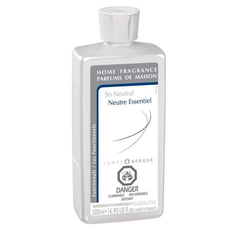 Linen Chest So Neutral Home Fragrance Refill By Lampe Berger So Neutral 500ml Scented Oils Home Fragrances Home Fragrance