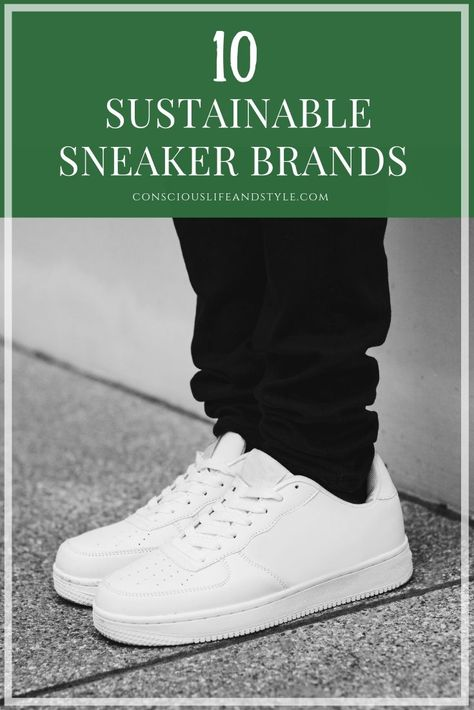 10 Eco-Friendly Sneaker Brands Making