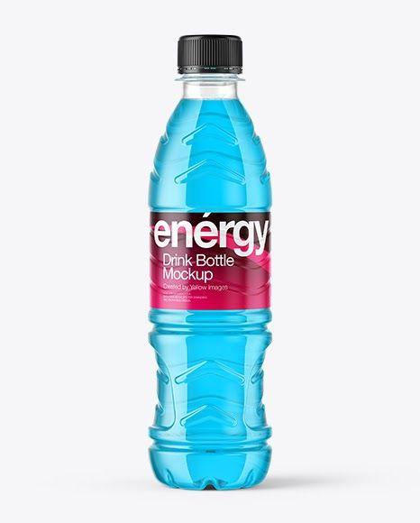 Download Download Psd Mockup 500ml Water Bottle Bottle Clear Pet Bottle Energy Drink Energy Drink Bottle Energy Bottle Mockup Mockup Free Psd Free Psd Mockups Templates