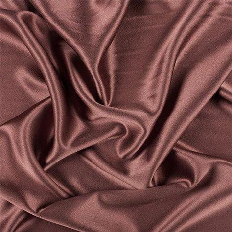 Cream Aesthetic, Brown Aesthetic, Silk Satin Fabric, Silk Crepe, Satin Bedding, Mood Fabrics, Textured Wallpaper, Silk Wallpaper, Rust Color