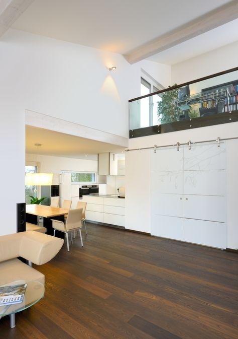 11 best Bau Fritz Bungalow Ederer images on Pinterest Bungalow - wohnzimmer offene küche