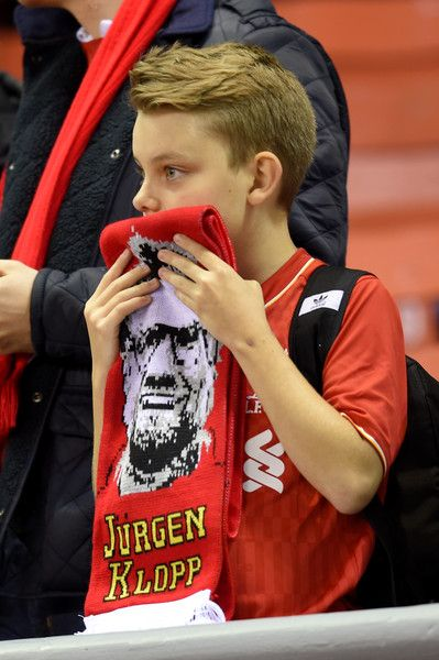 Jurgen Klopp Photos Photos: Liverpool FC v FC Rubin Kazan - UEFA Europa League