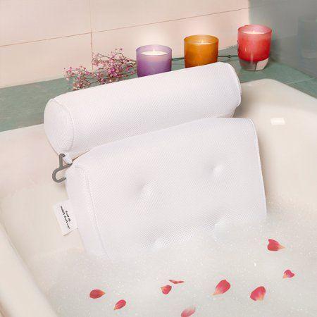 Personal Care Bath Pillows Bathtub Pillow Tub Cushion