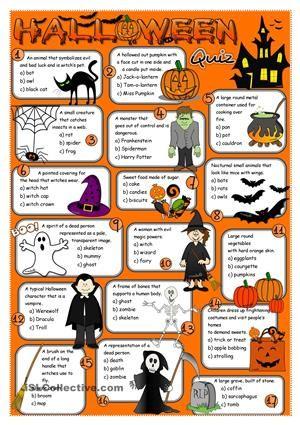 Die besten 17 Bilder zu Halloween auf Pinterest | Student-centered ...