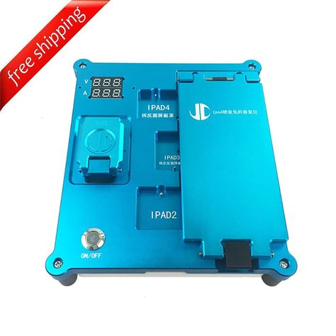 JC iPad 2\/3\/4 NAND Flash Test Fixture And Repair Device - electronic equipment repairer resume