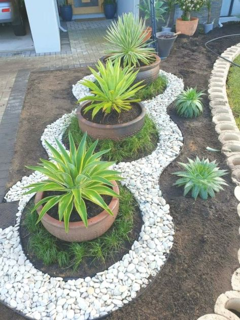Ideas for garden and garden projects