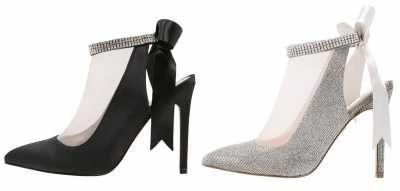 Los Zapatos De Salón Son La Pieza Clave El calzado clásico por excelencia ha…