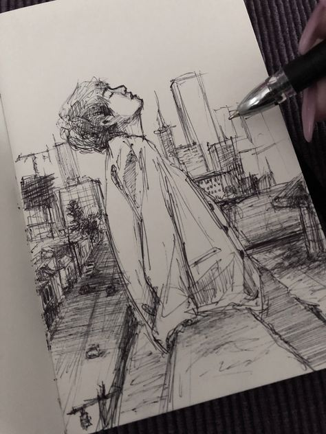 """ً on Twitter: """"First page of my new sketchbook uwu… """""""