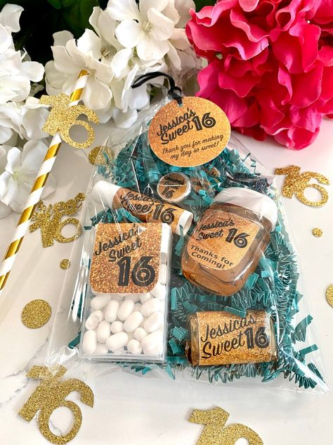 Sweet 16 Party Themes, Sweet 16 Party Decorations, Sweet 16 Party Favors, 16th Birthday Decorations, Birthday Party Favors, Sweet 16 Centerpieces, Birthday Ideas, Birthday Gifts, Sweet Sixteen Gifts