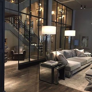 One Of Our Award Winning Hotels From 2013 The Hilton Istanbul Bomonti The Grand Bar Is Classic Contemporary House Farm House Living Room Modern House Design