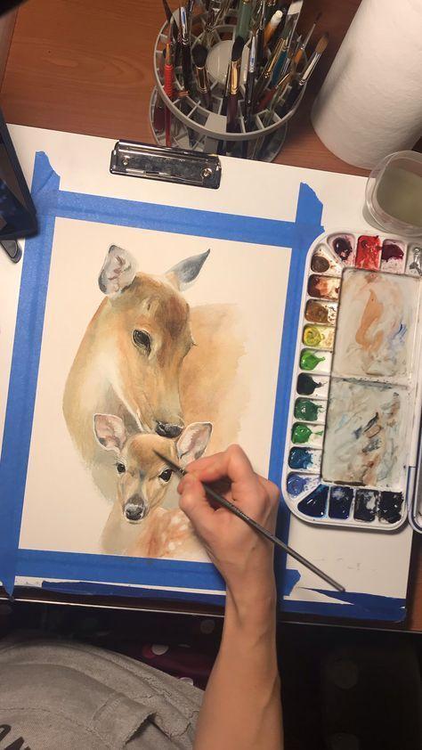 Watercolor Paint - 60 Colors (60 x 12ml/0.4 US fl oz)