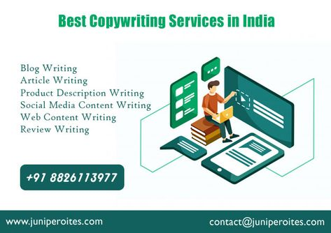 Best Copywriting Services in India