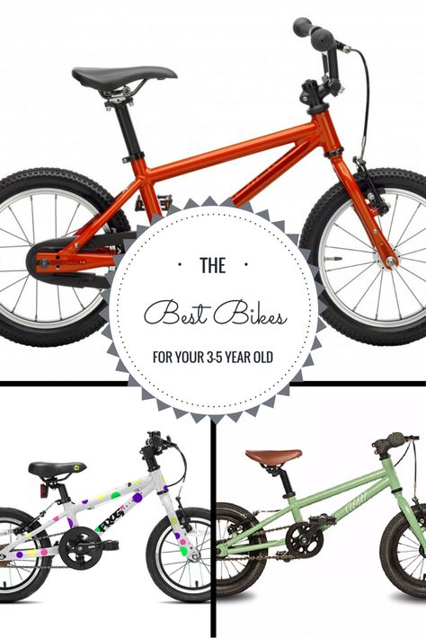 5 Best Bikes For Your 3 To 5 Year Old A Guide To 12 Inch And 14