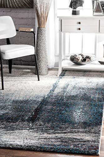 Best Seller Nuloom Noreen Abstract Area Rug 8 10 X 12 Grey Online Chicprettygoods In 2020 Abstract Rug Area Rugs Rugs Usa