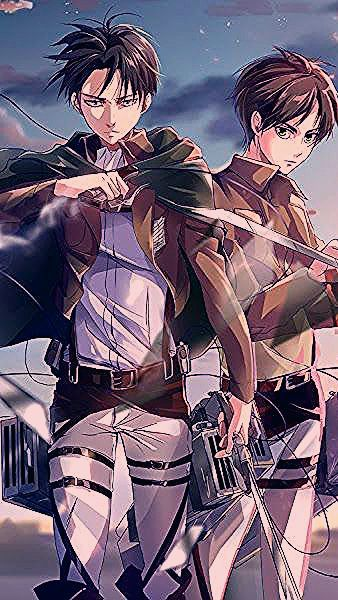 Levi And Eren Attack On Titan 4k 3840x2160 Wallpaper In 2020 Attack On Titan Levi Attack On Titan Anime Attack On Titan Art