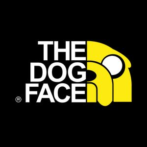 The dog face