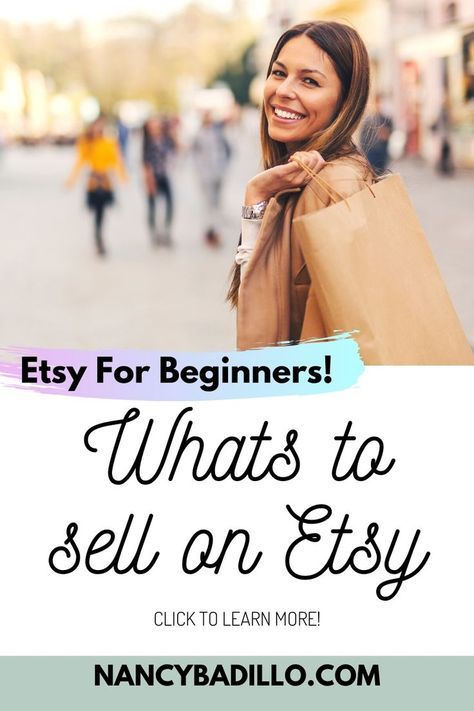 What to Sell On Etsy 2020
