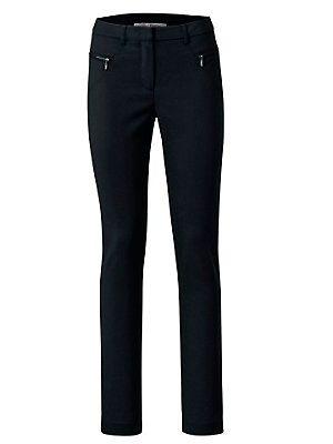 Hose mit Zippertaschen | Stretchhose, Hosen und Sportlich