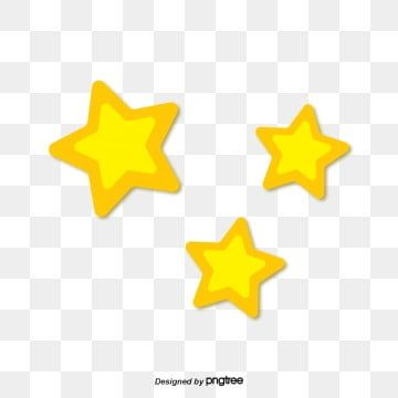 Yellow Creative Stereo Star Five Pointed Star Creative Stars Png And Vector With Transparent Background For Free Download Graphic Design Brochure Star Clipart Star Wars Background