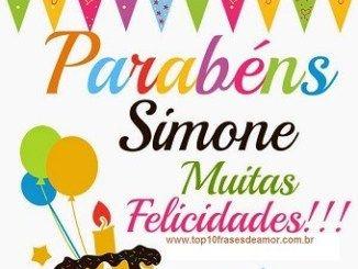 Top10 Frases De Amor Aniversario 131 Parabéns Simone