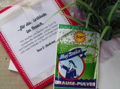 Für das Kribbeln im Bauch...Dankkarten mit Gefühl - Hochzeit & Feste von rapsgelb - Danksagungskarten - Hochzeit - DaWanda