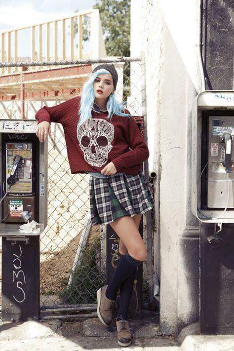 fashionlane21   Lf stores, Grunge outfits, Fashion