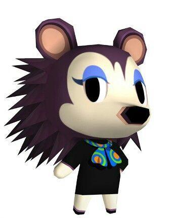 Das Ist Die Naherin In Der Schneiderei Bei Animal Crossing New Leaf Wenn Man Mi Animal Crossing Characters Animal Crossing Leaf Animals