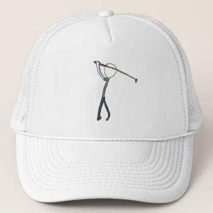 Golf Trucker Hat Cyo Diy Customize Gift Idea Hat Designs Diy Hat Hats