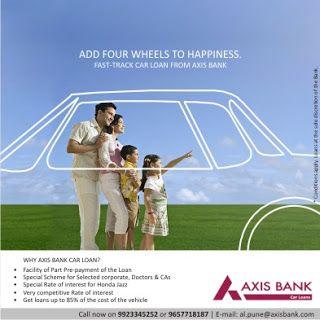Vinayak Raut Axis Bank Ad Banks Ads Banks Advertising Car Loan Ad