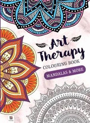 Creative Therapy Coloring Books New Art Therapy Colouring Book Mandalas More Art Therapy By Art Therapy Coloring Book Art Therapy Activities Coloring Books
