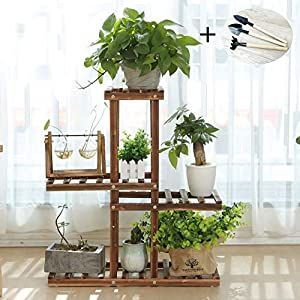 Amazon Com New Living Room Home Flower Shelf Multi Story Indoor