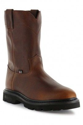 Justin JOW Pull On Work Boots
