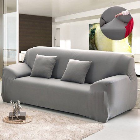 Couch Sofa Covers 1 4 Seater Sofa Furniture Protector Home Full Stretch Lightweight Elastic Fabric Soft Co Couch Covers Sofa Covers